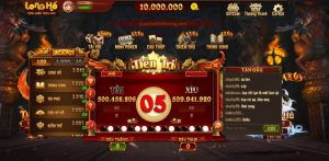 Game slot tài xỉu Longho.club